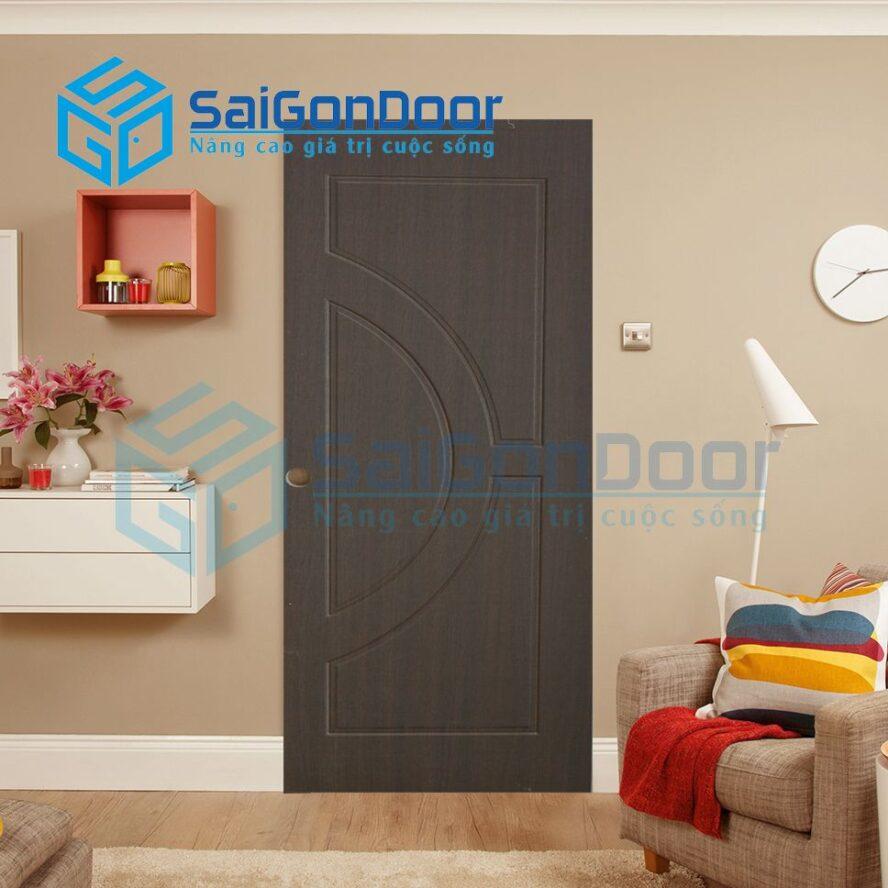 Cửa nhựa căn hộ cao cấp Composite SYB.K-B03