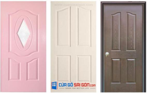 Các kiểu cửa gỗ phòng ngủ phổ biến nhất hiện nay
